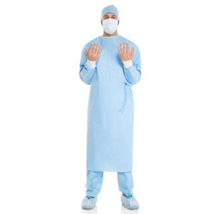 Halyard Health Surgical Gowns ULTRA Fabric-Reinforced