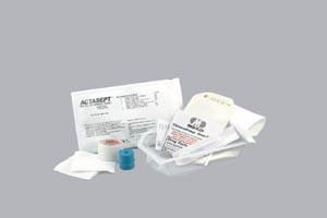 IV Starter Kit ChlorPrep Sepp & Tegaderm