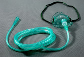 Amsino Amsure Adult Oxygen Masks Medium Concentration AS74010 Case