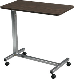 Overbed Table Non-Tilt Top