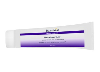 Dukal DawnMist Petroleum Jelly 2 Oz Tube