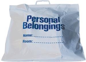 Personal Belongings Bag with Handle