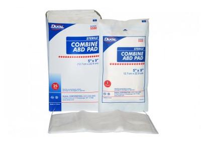 Dukal ABD Gauze Pads-Sterile