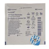 133 Foam ECG Electrodes