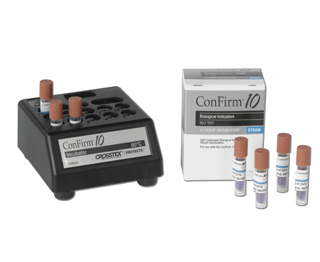 Crosstex ConFirm 10 Steam Biological Indicators