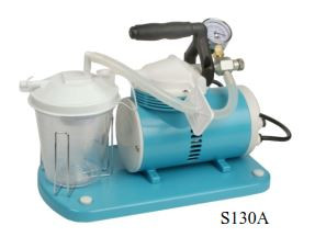 Schuco Portable Aspirator with Metal Base S130A