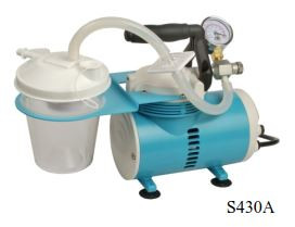 Schuco Portable Aspirator with Sturdy Legs S430A
