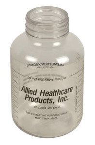 Allied Reusable Polycarbonate Collection Bottle 1200 ml 01-90-3693