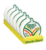 Citrus II Solid Air Freshener Lemon Scent