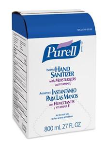 Purell Advanced Instant Hand Sanitizer Gel Refill