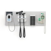 Welch Allyn Green Series 777 Integrated Wall System w/Connex ProBP 3400 Device