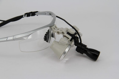Led Light Headgear for Surgical Loupe