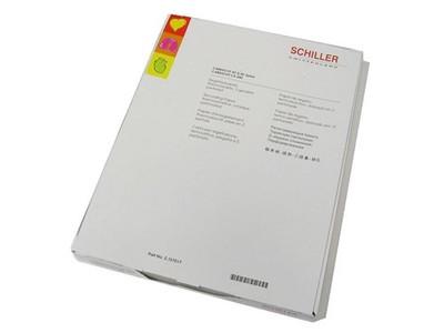 Schiller ECG Recording Paper CARDIOVIT AT-2, CARDIOVIT CS-200
