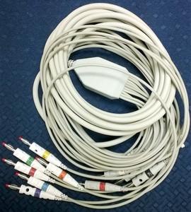 Schiller 10-Lead ECG Resting Patient Cable CARDIOVIT AT-10, CS-200
