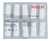 Schiller Disposable Mouthpieces for SP-150 and SP-250 Spirometer