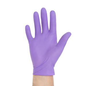 Halyard Health Purple Nitrile Dental Exam Gloves