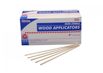 Dukal Wood Applicators (9000-DK)
