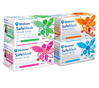 Medicom Medical Mask SafeMask Master Series