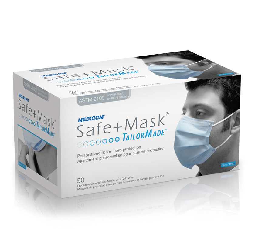 surgical earloop face mask