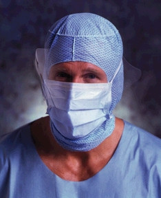 bb15b0eb Extra Protection Face Mask Wraparound Shield - USA Medical and ...