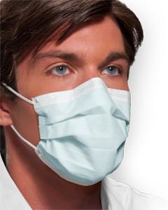 Crosstex Medical Mask Ultra Fog Free Earloop GCFCX
