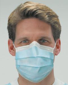 Crosstex Medical Mask Isofluid Fog Free Earloop
