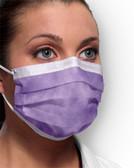 Crosstex Medical Mask Isofluid Plus Earloop Mask