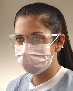 Crosstex Isolite Medical Face Mask