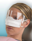 Crosstex Patient Safety Mask with Shield GCPAT