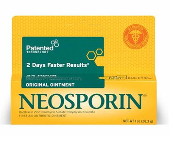 NEOSPORIN Original First Aid Triple Antibiotic Ointment