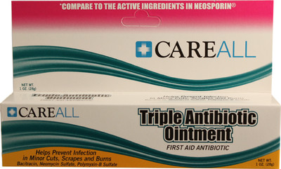 CareAll Triple Antibiotic Ointment