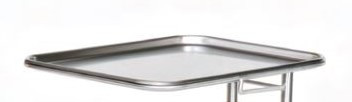 Stainless Steel Mayo Tray