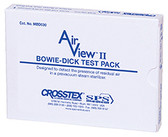 Crosstex AirView II Bowie-Dick Test Pack