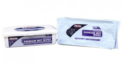 DUKAL Premium Adult Incontinent Wet Wipes