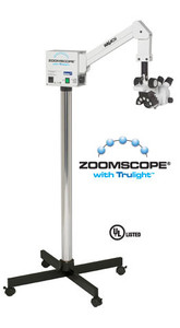 Wallach Colposcope ZoomScope with Trulight