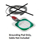 Wallach Electrosurgical Disposable Grounding Pads