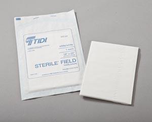 TIDI Fenestrated Patient Drape Sheets Sterile