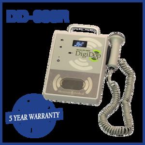 Obstetric Doppler Ultrasound DigiDop II 990R Table Top Doppler