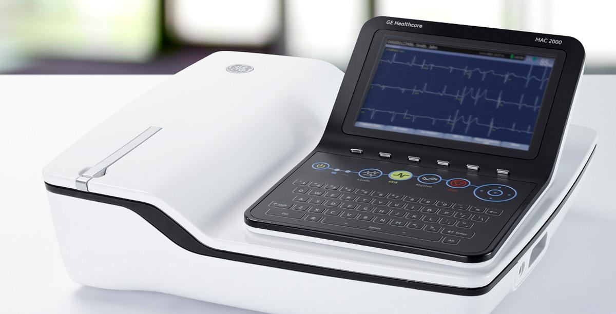 GE MAC 2000 ECG Analysis System - USA Medical and Surgical Supplies