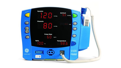 GE CARESCAPE V100 Patient Monitor