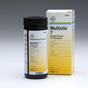 Siemens Multistix 7 Reagent Strips 2165