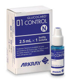 GLUCOCARD 01 Control Solution Normal 720005