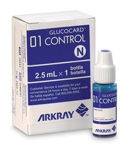 GLUCOCARD 01 Control Solution