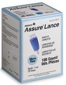 Arkray Assure Lance Safety Lancets-100