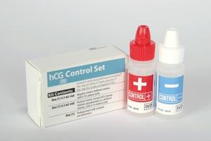 QuickVue hCG Control Set-Urine