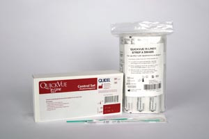QuickVue In-Line Strep A Swab Pack 00347
