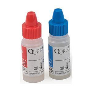 QuickVue Strep A Liquid Control Set
