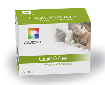 QuickVue+ Mononucleosis Test