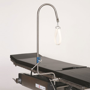 Surgery Table Candy Cane Stirrup
