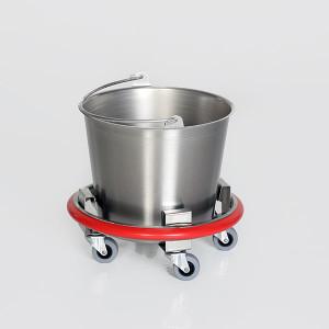 Kick Bucket-Stainless Steel